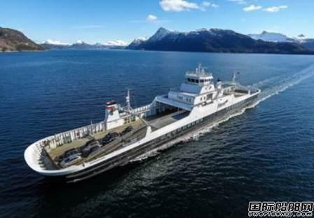 NES获挪威最大渡船公司电力化改装合同