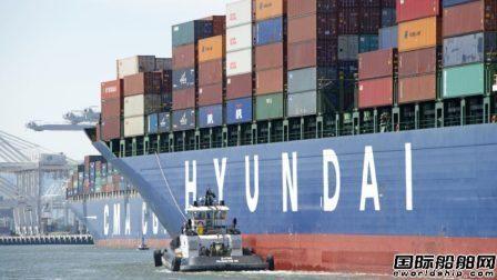 """韩国政府""""强迫""""两大航运公司合并"""