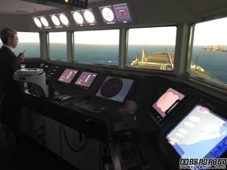 日本邮船推出新型船舶靠泊辅助系统