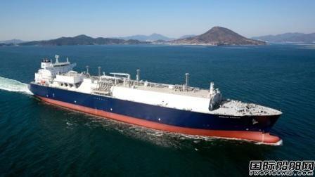 Gaslog Partners获5艘LNG船4.5亿美元贷款