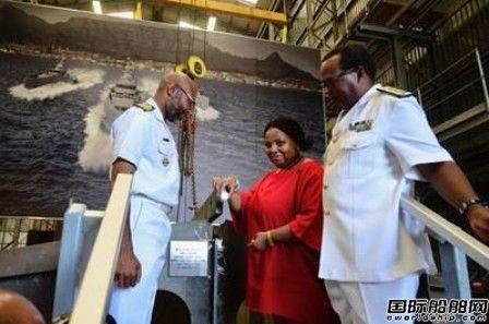 南非海军3艘多任务近海巡逻船开工建造