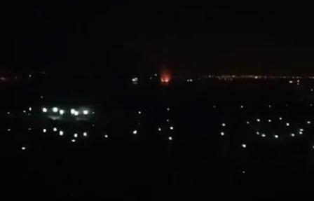 江苏仪征一艘化学品船爆燃1人失踪