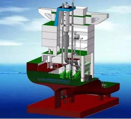 大连船阀联合威海普益进入脱硫系统改装市场