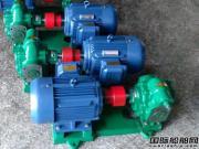 船用电动齿轮泵KCB-300齿轮油泵