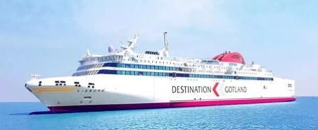 广船国际豪华客滚船获年度最佳技术和设计大奖