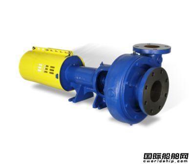 Carver Pump公司离心泵获DNV GL认证