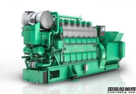 MAN升级推出L23/30H Mk 3 EcoGen发动机