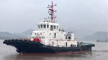 武汉船机再获4000PS拖轮全回转舵桨订单
