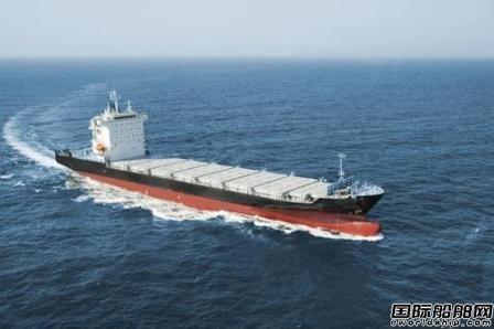 现代尾浦造船获3艘支线集装箱船订单