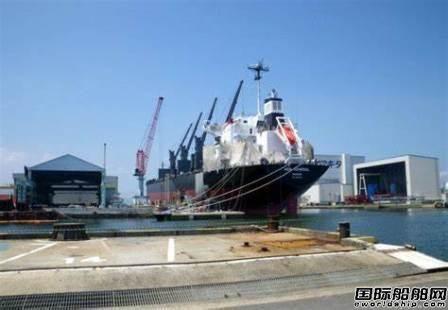 日鲜海运订造4艘800TEU集装箱船