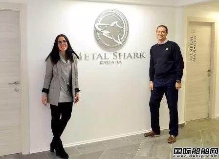 美国船厂Metal Shark首次进军海外市场
