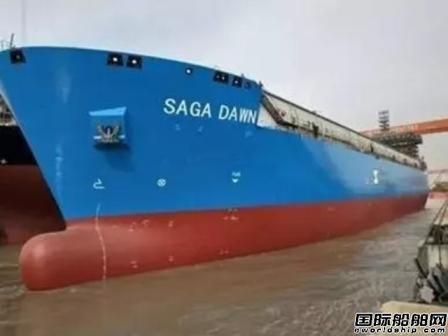 OXYMAT氮气系统护航全球首艘LNT A-BOX型LNG船