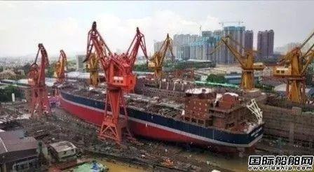 中船防务巨亏超20亿同比扩大36倍