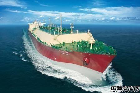 三星重工再获1艘LNG船订单