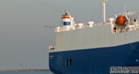 意大利铁路网订造一艘滚装船