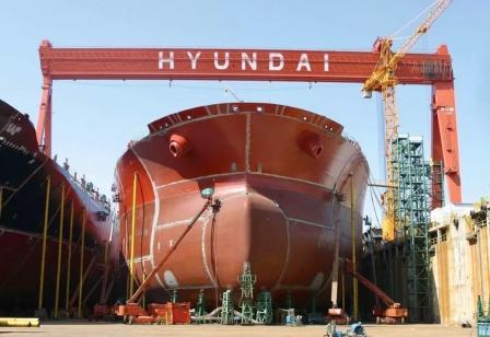 """韩国打造""""超级船厂""""掀起全球整合风?"""