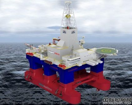 吉宝远东与Awilco正式签署第二座钻井平台建造合同