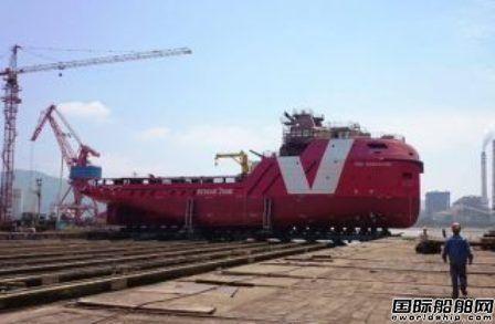东南造船1艘撤单AHTS找到新买家