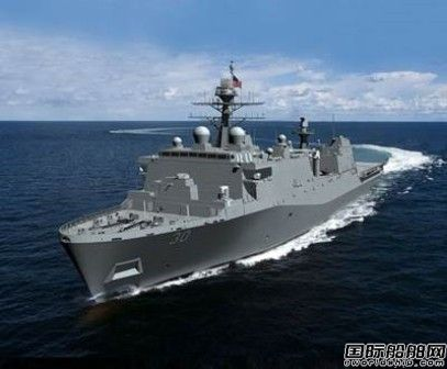 HII接获美国海军下一代两栖舰船坞攻击舰建造合同