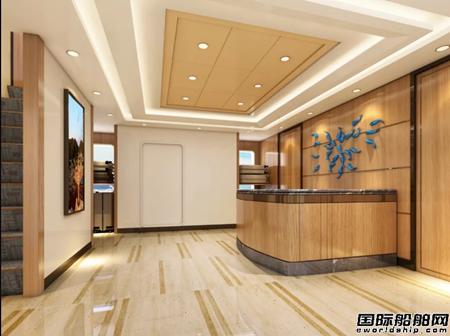 武汉理工船舶承接270客位高速客船设计合同