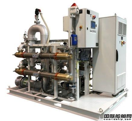 BIO-UV公司压载水处理系统获邮轮公司青睐