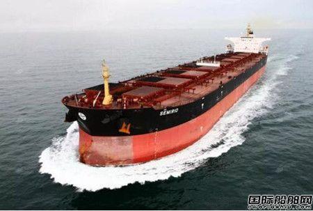 天元物流集团持续租入海岬型船拓宽租船业务