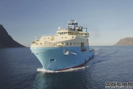 市场低迷,马士基放弃出售海工船子公司