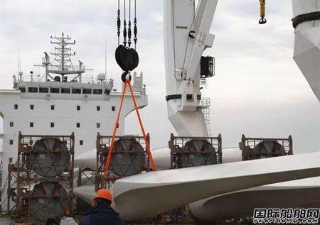 弘发航运中标西门子-歌美飒南非大型风能项目