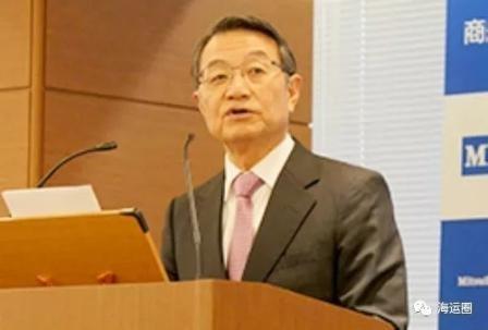 商船三井首席执行官明确2019年目标