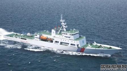 七一一所获大型巡航救助船柴电混合动力系统订单