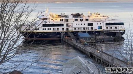 Inmarsat Fleet Xpress助力新造探险邮船
