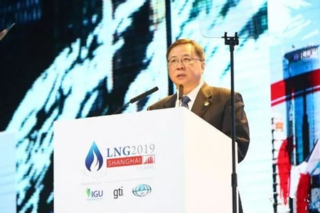 中海油董事长杨华:LNG行业发展的春天来了