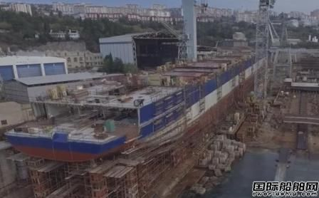 Uljanik一艘牲畜运输船遭撤单