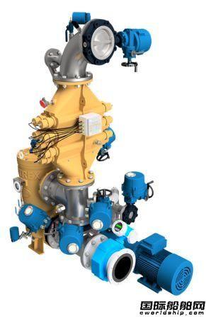 DEMSI将为DFDS船队改装压载水处理系统