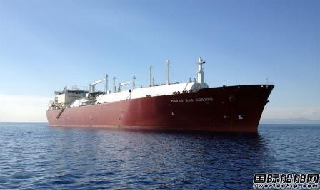Maran Gas在建LNG船获日本JERA租约