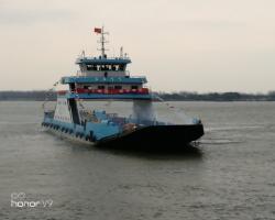 丹佛斯VACON®变频器配套4艘直流组网电推渡船