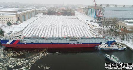 Krasnoye Sormovo船厂接获11艘干货船订单