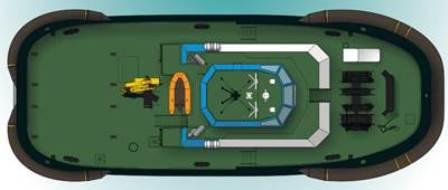 Robert Allan获系列新拖船设计合同