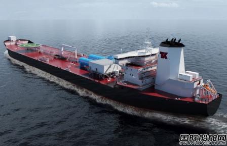 Teekay Offshore四艘新造穿梭油船获4亿美元融资