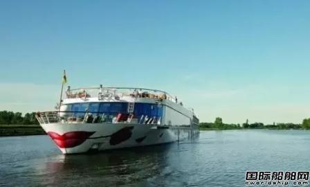 达门船厂集团获一艘内河邮船订单