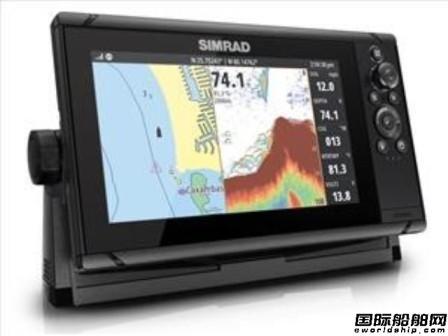Simrad Yachting推出新海图绘图仪