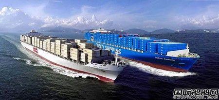 京东联手中远海运成立合资公司