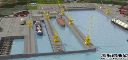 万邦永跃进军巴西修船业