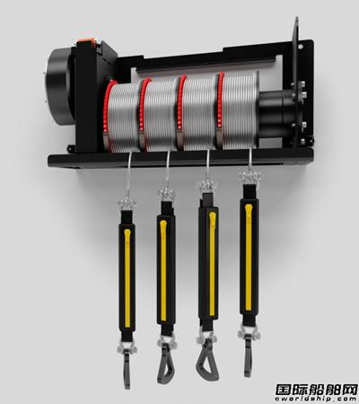 Survitec推出全球首个防火型紧急下降系统