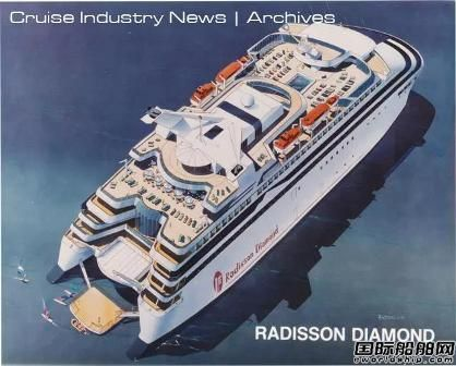 中船集艾承接国内首个邮轮全船翻修总包项目