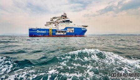 Cemre船厂一艘风电场运维船完成海试