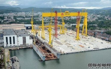 红星造船厂获首艘破冰型LNG船订单