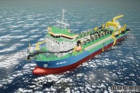 七一一所新签1万方耙吸式挖泥船传动装置项目