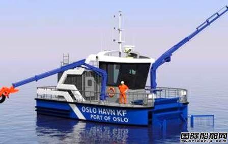 Corvus为挪威港口工作船配套能源存储系统