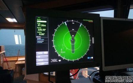瓦锡兰完成世界首个无目标激光传感器系统海试